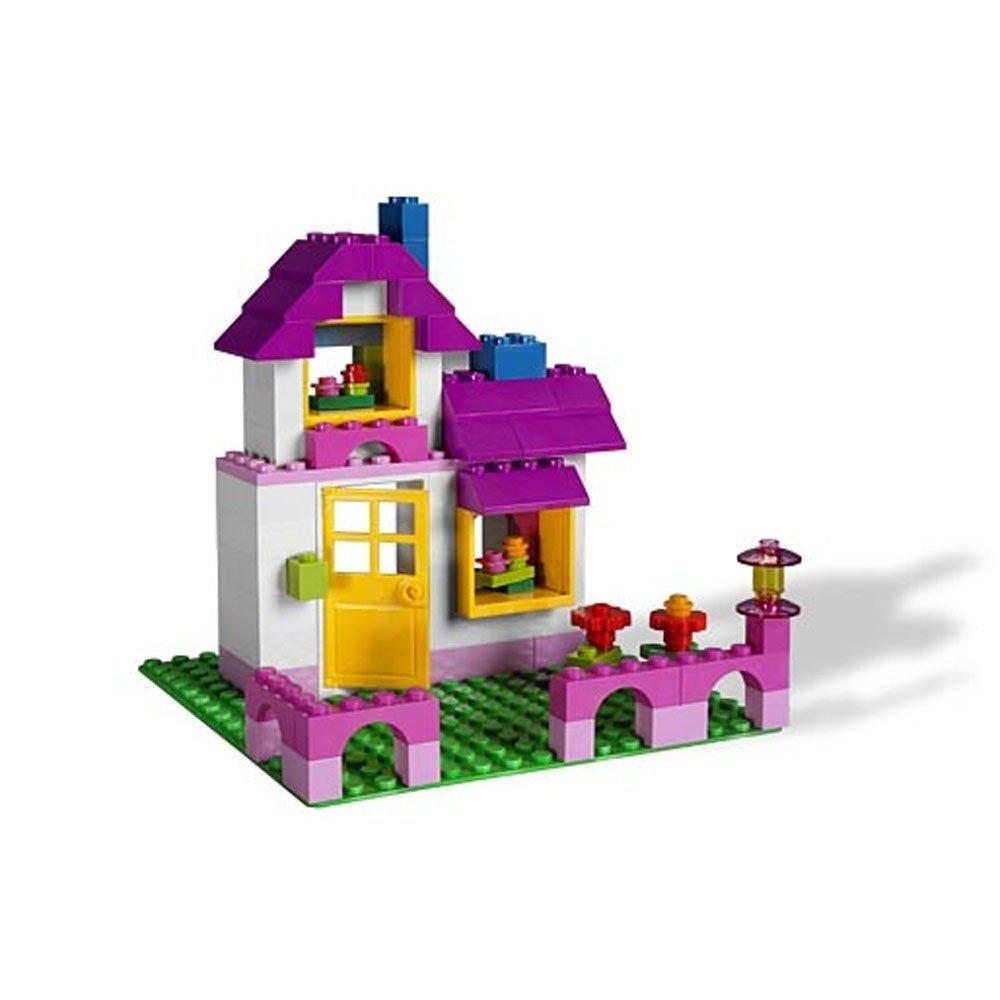 LEGO Pink Brick Box Large (5560): Amazon.co.uk: Toys & Games