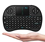 Rii I8 Mini 2.4Ghz Wireless Touchpad Keyboard With Mouse For Pc, Pad, Xbox 360, Ps3, Google Android Tv Box, Htpc, Iptv (Black) Review