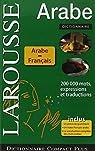 Dictionnaire Compact plus Arabe-Français par Reig