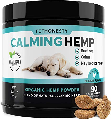 PetHonesty Hemp Calming Treats