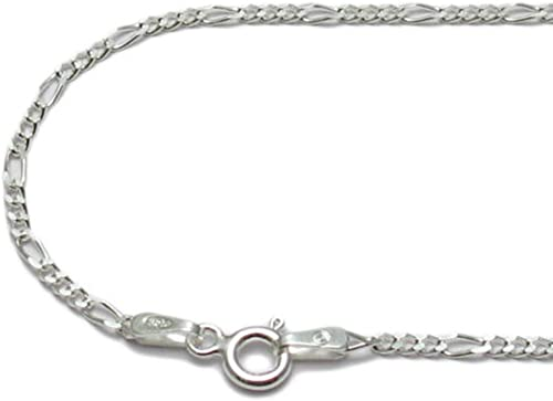 """3mm Stainless Steel Bracelet Or Ankle Chain Anklet Heart Charm 7/"""" 8/"""" 9/"""" 10/"""" 11/"""""""