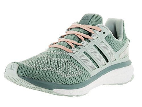 adidas Performance Women's Energy Boost 3 W Running Shoe, Vapor Green F16/Chalk  2/Vapor Steel F16, 7 M US - Buy Online in UAE. | Shoes Products in the UAE  ...
