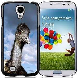 Fashion DIY Custom Designed Samsung Galaxy S4 I9500 i337 M919 i545 r970 l720 I9500 Phone Case For Ostrich Phone Case Cover