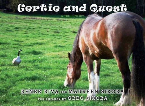 Download Gertie and Quest: A True Story PDF ePub book