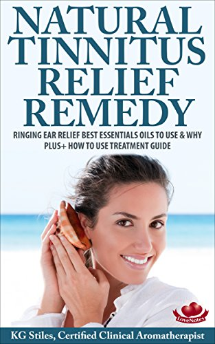 NATURAL TINNITUS RELIEF REMEDY Essential ebook