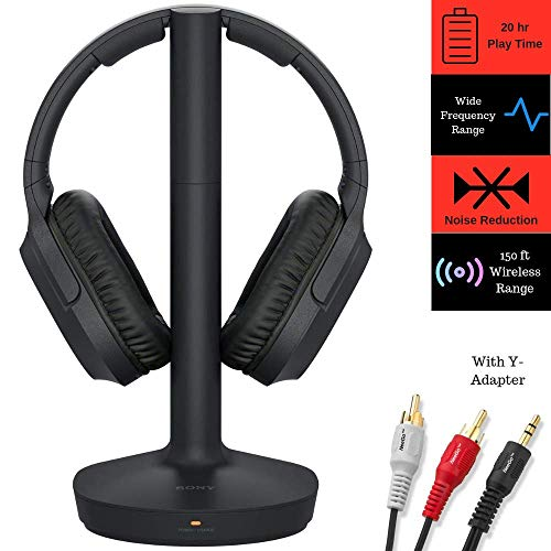 689e79018d6 ... Pop on the headphones, enhance sound and adjust volume Hear your  favorite shows, games and movies in high fidelity Move freely from room to  room without