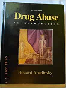 drug abuse introduction Drug use and abuse: a comprehensive introduction [howard abadinsky] on amazoncom free shipping on qualifying offers whether you are taking this course as a part of a biology, counseling, history, political science, sociology.