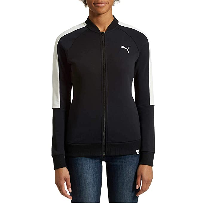 PUMA Ladies French Terry Jacket