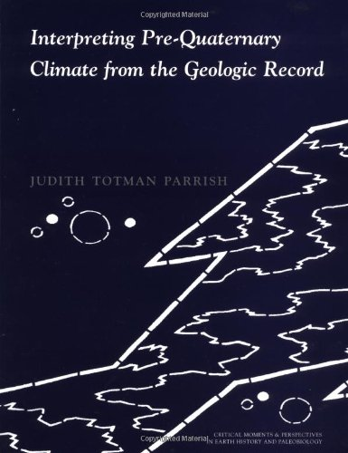 Download Interpreting Pre-Quaternary Climate from the Geologic Record PDF