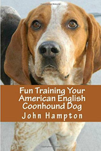 Fun Training Your American English Coonhound Dog ebook