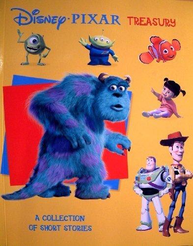 Disney Pixar Treasury A Collection Of Short Stories Disney 9781423107132 Amazon Com Books