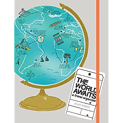 The World Awaits: A Travel Organizer
