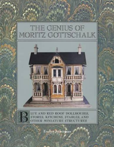 Used, The genius of Moritz Gottschalk: Blue and red roof for sale  Delivered anywhere in USA