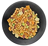 Azar Nut Asian Snack Mix with Wasabi Pea, 5 Pound -- 2 per case.