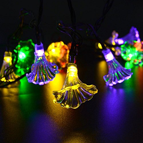 Elobeth Powered Christmas Decoration Multi color