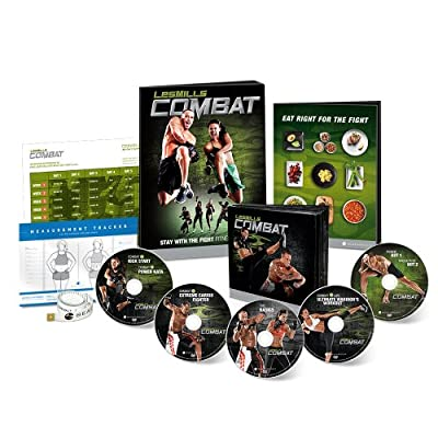 Les Mills Combat DVD Workout from Beachbody Inc.,