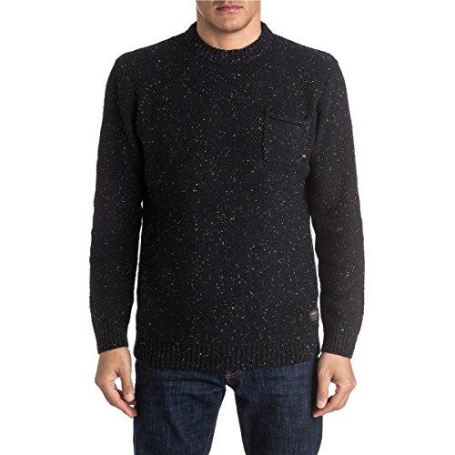 Quiksilver Black Sweater - 5