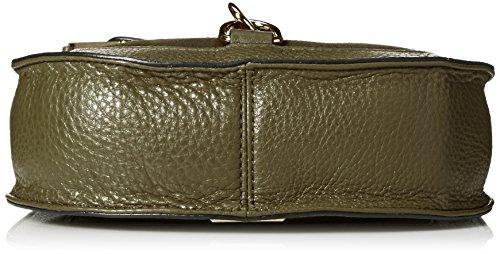 Dog Olive Saddle Rebecca Clip Minkoff Bag wqx5z05S