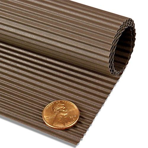Corrugated Paper Sheets - Colored Kraft Corrugated Paper Sheet 19-5/8