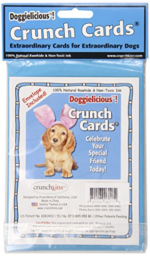 Product image of Crunchkins Crunch Edible Card, Chicks Dig Me