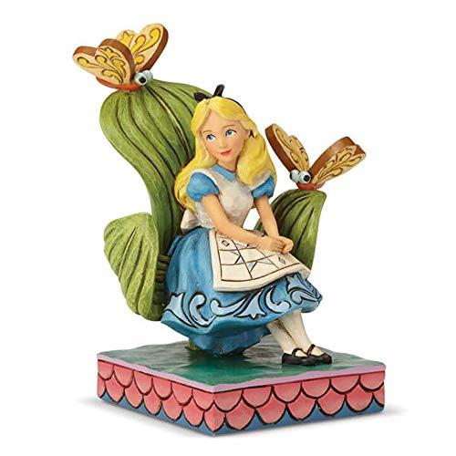 (Enesco Disney Traditions Alice In Wonderland )