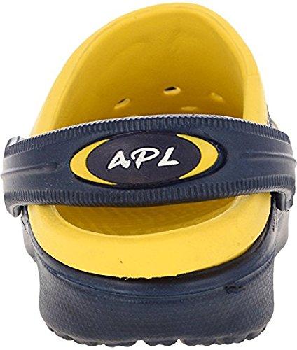 APL Men's EVA House Slippers/Boat Shoes