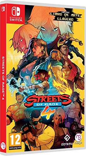 🥇 Streets of Rage 4