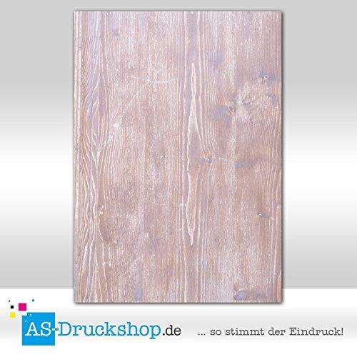 90 g-Papier Plum Holz Designpapier Textur 50 Blatt Struktur DIN A4