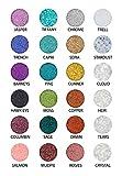 Pressed Glitter Eyeshadow Palette – Festival