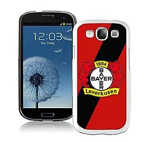 Unique Custom Designed Cover Case For Samsung Galaxy S3 I9300 With Leverkusen White Phone Case 1