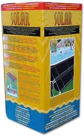 Pool Eco Solar System Set f/ür 6,0 x 0,6m