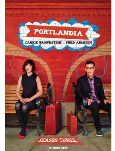 Portlandia Season 3 by Video Service Corp