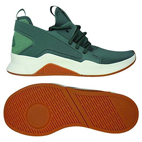 industri Femme chalk Green Multicolore 0 2 Guresu 0 Fitness Chaussures De Reebok zYqv6Rww