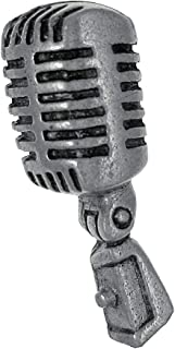 product image for Jim Clift Design Microphone Lapel Pin