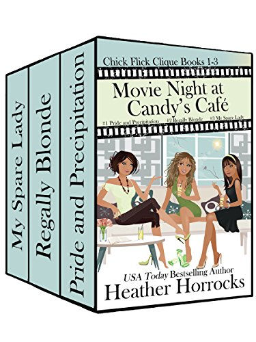 Movie night at candys cafe chick flick clique books 1 2 3 movie night at candys cafe chick flick clique books 1 2 fandeluxe Choice Image