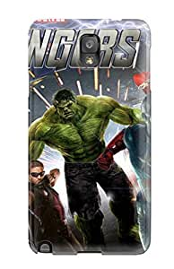 For Galaxy Note 3 Premium Tpu Case Cover The Avengers 56 Protective Case