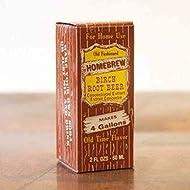 Homebrew Birch Root Beer