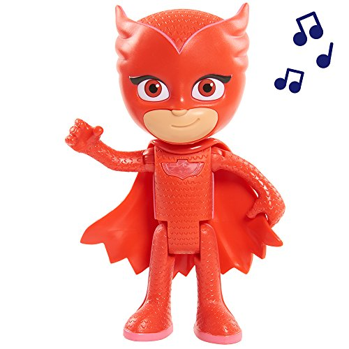 PJ Masks Deluxe Talking Owlette Figure