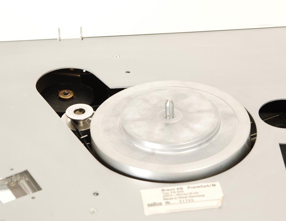 Marrón PS 500 Tocadiscos: Amazon.es: Electrónica