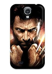 New Arrival Superhero Wolverine WreLO3148uyjOA Case Cover/ S4 Galaxy Case