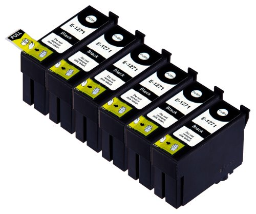 6-pack-compatible-epson-127-6-black-for-use-with-epson-stylus-nx530-stylus-nx625-workforce-wf-7010-w
