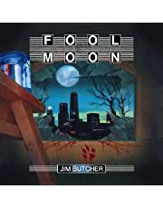 Fool Moon: The Dresden Files, Book 2