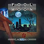 Fool Moon: The Dresden Files, Book 2 | Jim Butcher