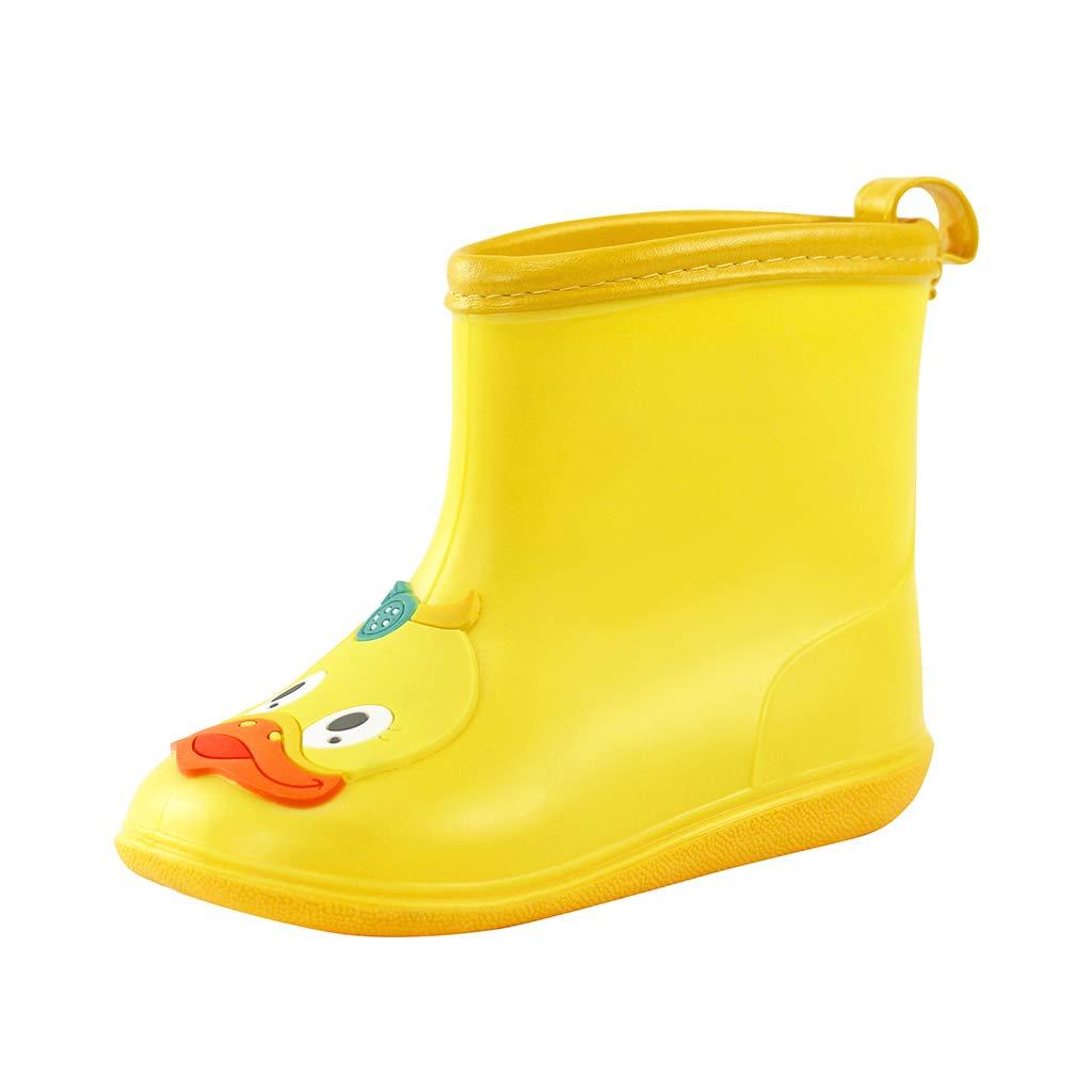Amazon.com: Toddler Rain Boots Girls