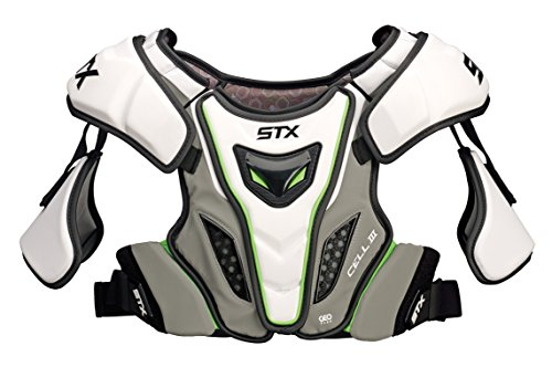 STX Lacrosse Cell 3 Shoulder Pad, Small