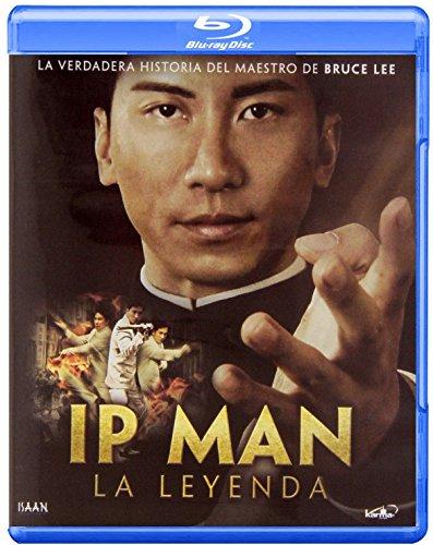 Ip Man. La Leyenda (Yip Man Chinchyun (The Legend Is Born - Ip Man)) (2010) (Blu Ray) (Import Movie) (European Format - Zone 2)
