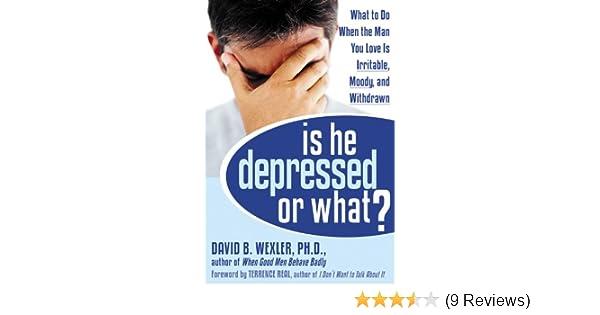what should i do if my boyfriend is depressed