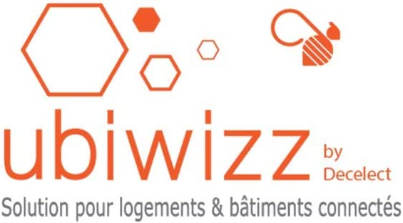 Blanc Ubiwizz UBID1511-QM Micromodule Volets Roulants