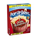 Orville Redenbacher's Gourmet Light Buttery Popping Corn 10Pk