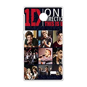 One direction Phone Case for Nokia Lumia X